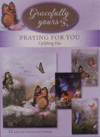 BOXED CARDS - PRAYING - UPLIFTING YOU