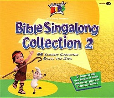 CEDARMONT BIBLE SINGALONG 2 CD