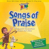 KIDS CLASSICS SONGS OF PRAISE -CEDARMONT CD