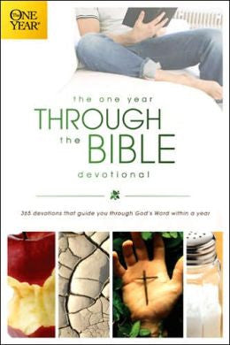 ONE YEAR TROUGH THE BIBLE DEVOTIONAL -VEERMAN