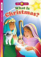 COLOURING BOOK - WHAT IS CHRISTMAS