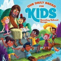 OUR DAILY BREAD FOR KIDS CD