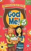 GOD & ME DEVOTIONAL FOR GIRLS - 10 - 12 #3