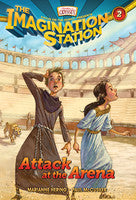AIO - ATTACK ON THE ARENA #2