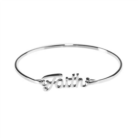 BRACELET - CIRCLE OF LOVE - FAITH