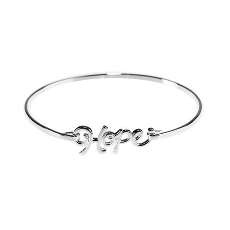 BRACELET - CIRCLE OF LOVE - HOPE