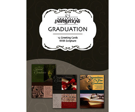 BOXED CARDS - GRADUATION BLESSINGS