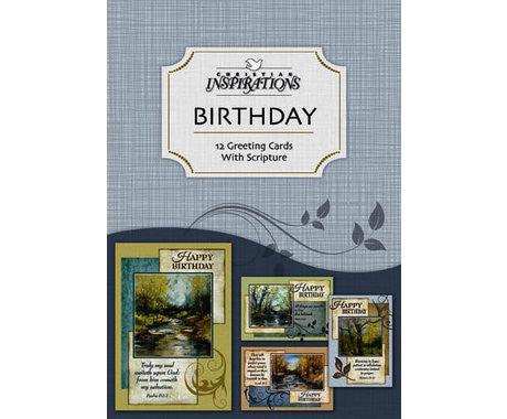BOXED CARDS - BD - A YEAR OF GRACE
