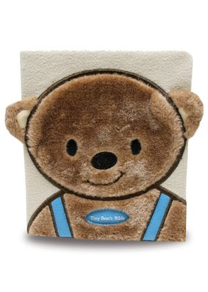 TINY BEAR`S BIBLE BLUE