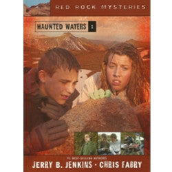 RED ROCK MYSTERIES - HAUNTED WATERS - cds