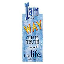 BOOKMARK - MAGNETIC - I AM THE WAY