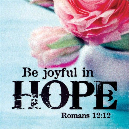 MAGNET - BE JOYFUL IN HOPE