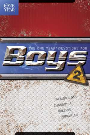 ONE YEAR DEVOTIONS FOR BOYS #2