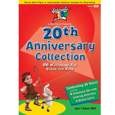 20TH ANNIVERSARY COLLECTION DVD