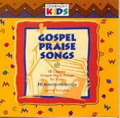 GOSPEL PRAISE SONGS CD CEDARMONT KIDS