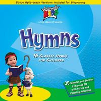 HYMNS FOR CHILDREN CD CEDARMONT KIDS
