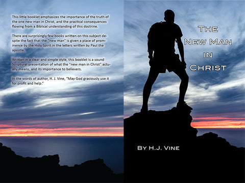THE NEW MAN IN CHRIST, H. J. VINE-PAPERBACK