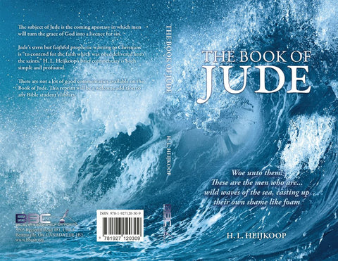 THE BOOK OF JUDE - H.L. HEIJKOOP