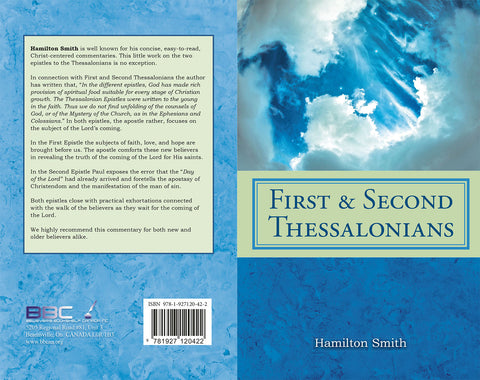 FIRST AND SECOND THESSALONIANS - HAMILTON SMITH