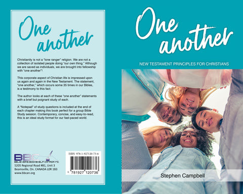 ONE ANOTHER - STEVE CAMPBELL