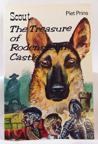 SCOUT THE TREASURE OF RODENSTEYN CASTLE #5, PIET PRINS- Paperback