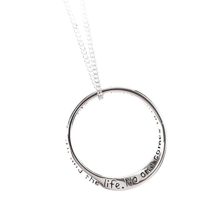 INSPIRING NECKLACE - JOHN 14:6