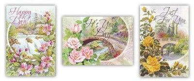 BOXED CARDS - BIRTHDAY - BRIDGES