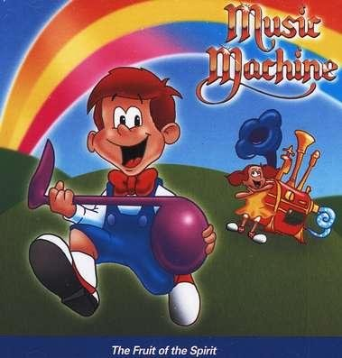 MUSIC MACHINE - FRUIT OF THE SPIRIT CD