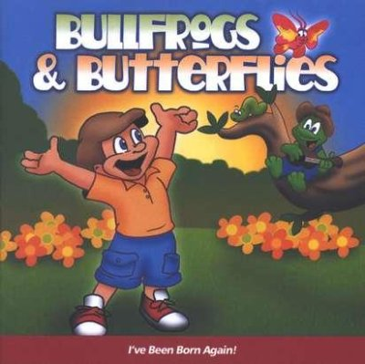 BULLFROGS & BUTTERFLIES - BORN AGAIN CD