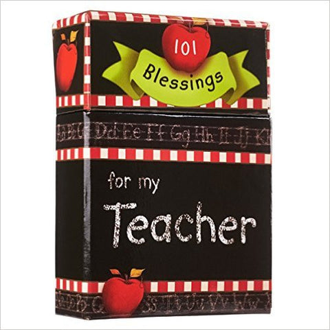 BOX OF BLESSINGS - TEACHER