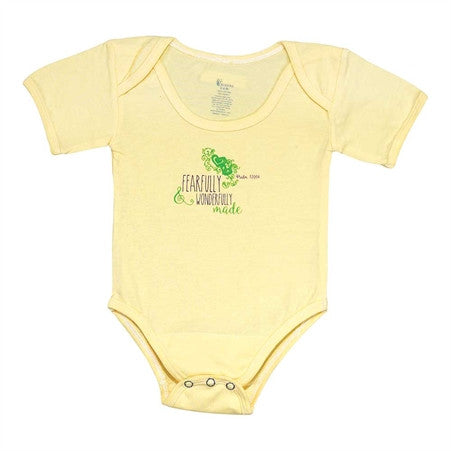 BABY SHIRT - FEARFULLY MADE - 3-6 MOS