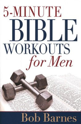 5 MINUTE BIBLE WORKOUTS FOR MEN