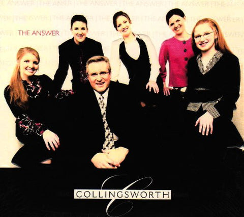 COLLINGSWORTH FAMILY - THE ANSWER CD