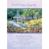BOXED CARDS - SYMPATHY - GOD'S PROMISE