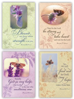 BOXED CARDS - SYMPATHY - TENDERNESS