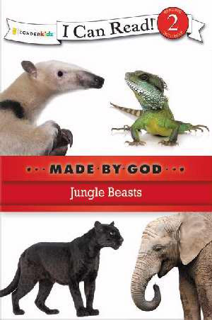 I CAN READ - MADE BY GOD - JUNGLE BEASTS