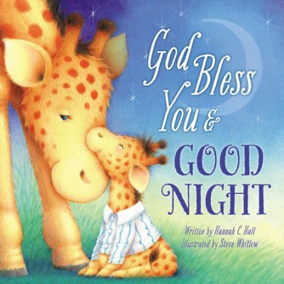 GOD BLESS YOU AND GOOD NIGHT BOARDBOOK