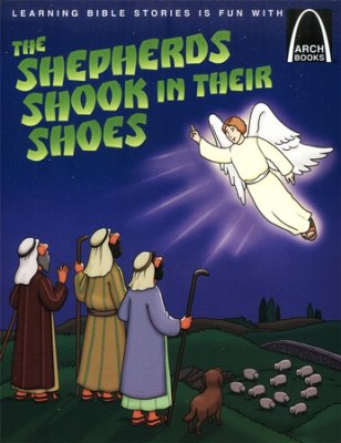 ARCH BOOK - SHEPHERDS SHOOK IN THEIR SHOES