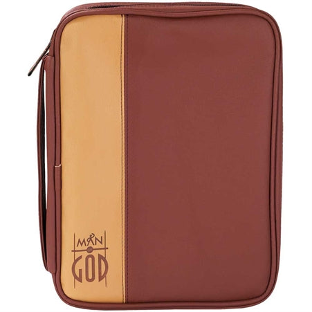 BIBLE CASE - MAN OF GOD - MD - MOCHA