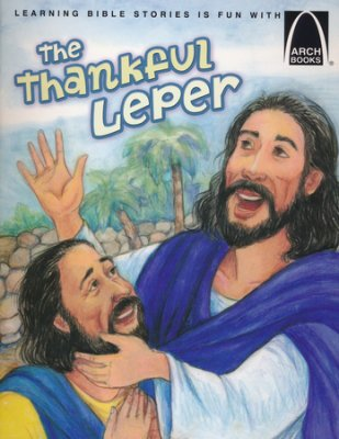ARCH BOOK - THANKFUL LEPER