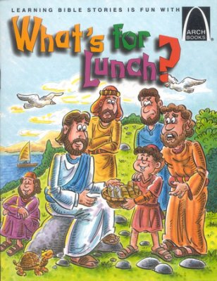 ARCH BOOK - WHAT'S FOR LUNCH