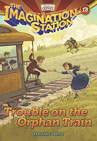 AIO - TROUBLE ON THE ORPHAN TRAIN #18