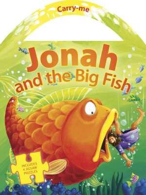 CARRY ME PUZZLE BOOK - JONAH
