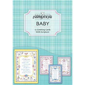 BOXED CARDS - BABY LITTLE MIRACLES