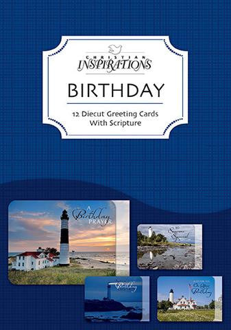 BOXED CARDS - BIRTHDAY - BEACON OF FAITH