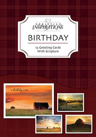BOXED CARDS - BIRTHDAY - HEARTLAND GREETINGS