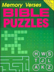 BIBLE PUZZLES - MEMORY VERSES