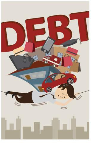 TRACT - DEBT