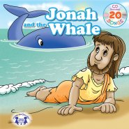 JONAH & THE WHALE W/CD