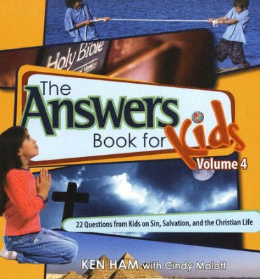 ANSWERS BOOK FOR KIDS #4